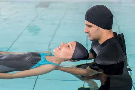 aquatic therapy in new westminster and surrey