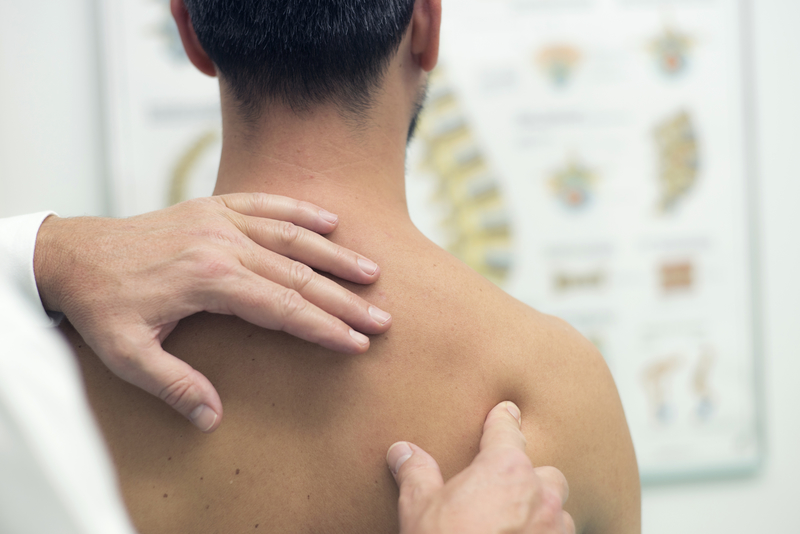 Physiotherapy Shoulder Impingement